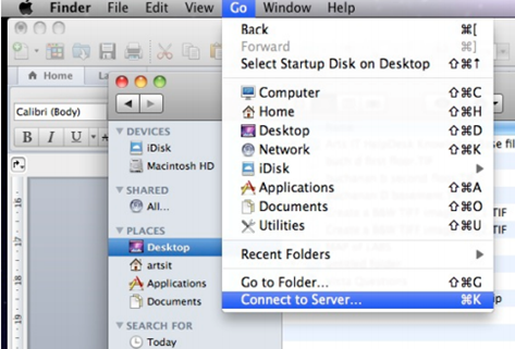 Setup Guide - AdminFiles - Mac 01