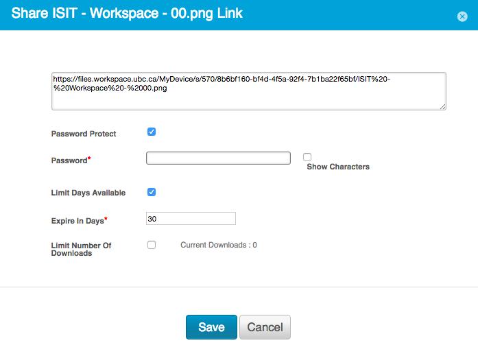 isit - send files - workspace 2