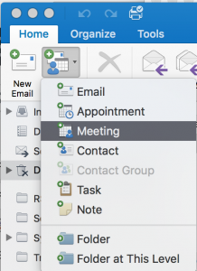 fasmail calendar - room & resources - outlook 2016 1